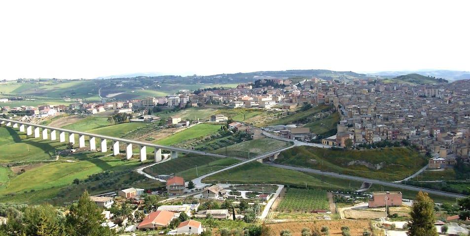 Delizioso appartamento in Sicilia meridionale.