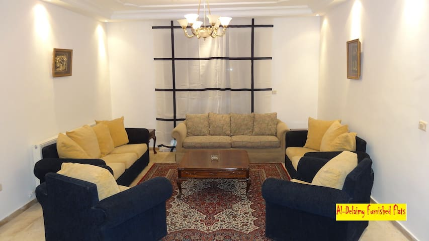 #4 Furnished flat for rent in Amman - Amman - Byt