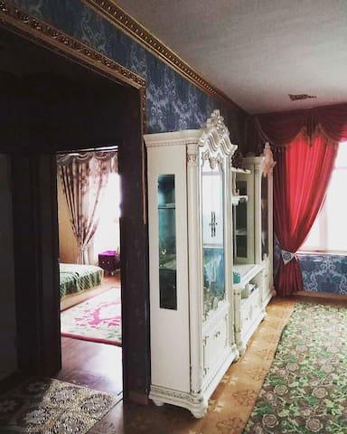 巴洛克式舒适整套房出租 欢迎旅途中的你 - 乌鲁木齐市