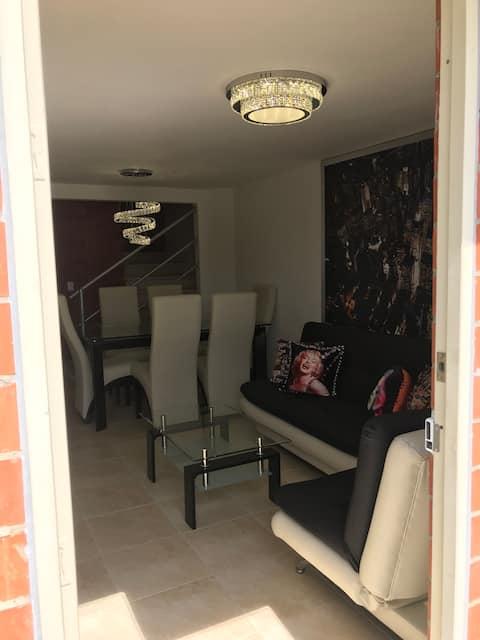 Casa campestre en Pereira - Conjunto en Cerritos