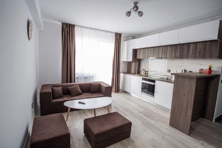 Luxury Suites Bistrita apartment 11