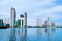 4-6 pax KSL City Hotel Style ( with bathtub )