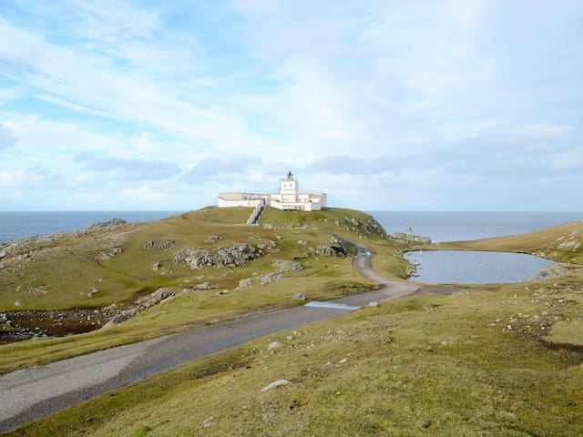 Principal Lighthouse Keeper's Cottage (UK5621)