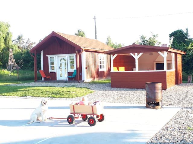 Swedish guest-house & charming landscape