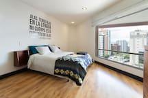 Duplex with Huge Terrace and Hammock - Safest Area