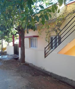 Independent home with living, kitchen and 2 rooms - Bengaluru - House - 1