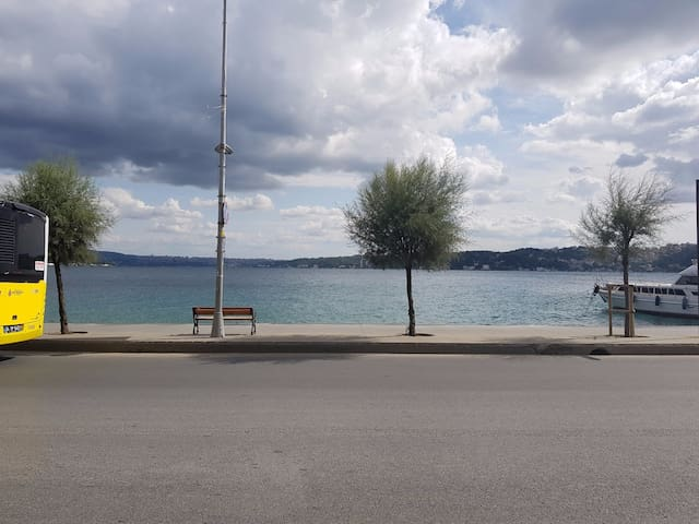 3BR SEA FRONT APARTMENT SARIYER