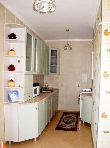 Велликолепная транзитная квартира - Brest - Appartement