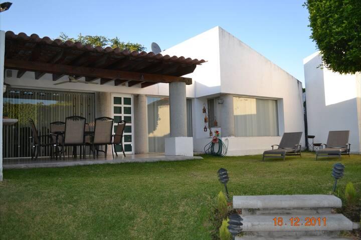 Linda Casa Equipada - Cuernavaca - Huis