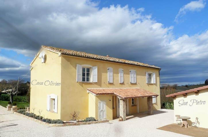 Casa di Olivo - San Pietro