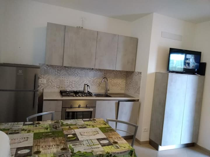 NEW and COZY HOUSE 3.5 km from the Sea of Diano M