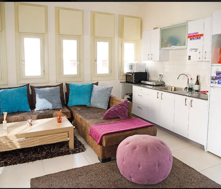 Cute&Cosy flat in Neve tsedek!