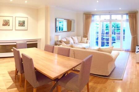 Fully Furnished Beautiful Ground Floor Apartment - Eton