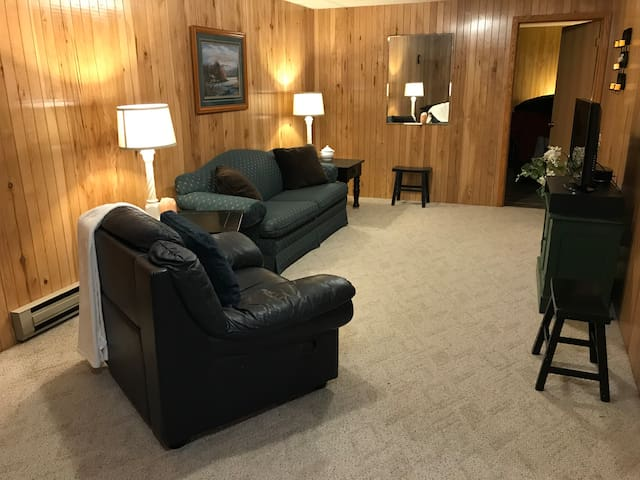 Your own living room