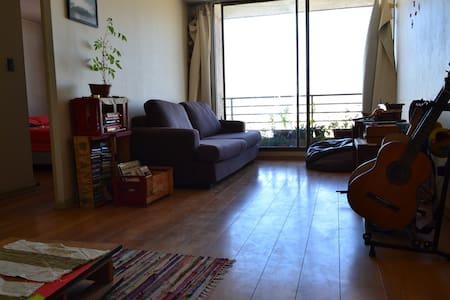 Room + apartment / Pieza + departamento - Santiago