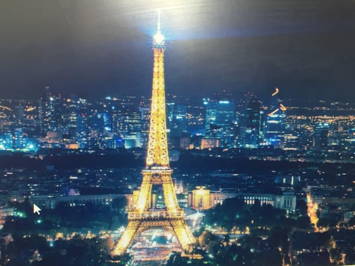 Simple Single Room 10 min of Paris