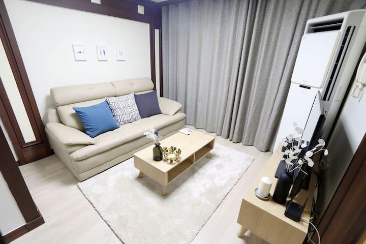 3R ★SUMMER SALE 20%off★ Charming Apartment - Gangnam-gu - Wohnung