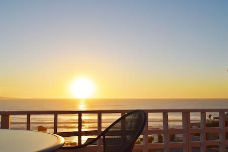 Cozy ocean front home with spectacular views! - Ensenada - Hus