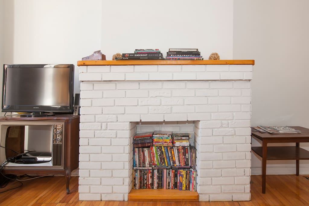 Fireplace DVDs