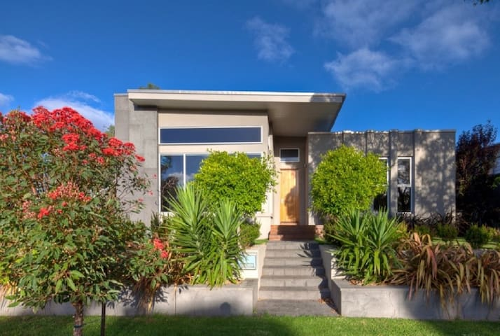 The Lake House- Central Port Fairy - Port Fairy - Huis