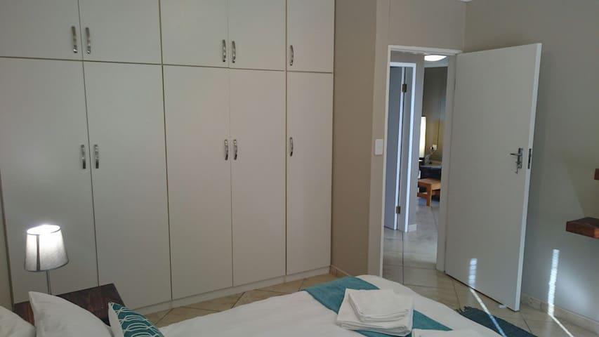 Bedroom 1 Cupboard space