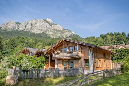 Baita Mandrett Chalet, warm of the hut. - Province of Trento