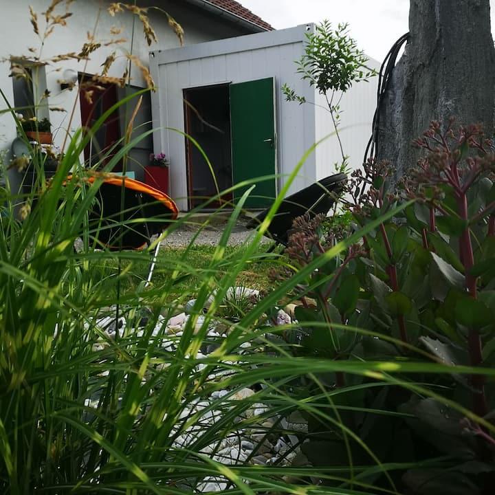 Gemütliches Tiny house auf Reiterhof/Bauernhof