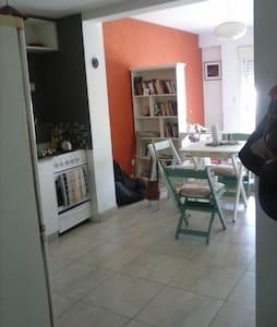 Departamento amplio y luminoso - 布宜诺斯艾利斯 - 公寓