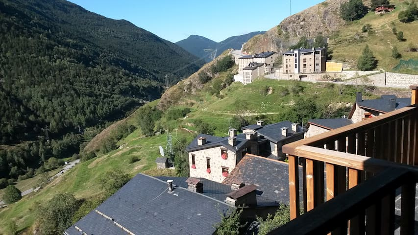 Atico Duplex Impresionantes Vistas - Ransol - Apartamento