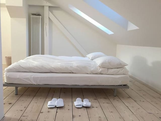 Most convenient place in basel city - Bâle - Bed & Breakfast