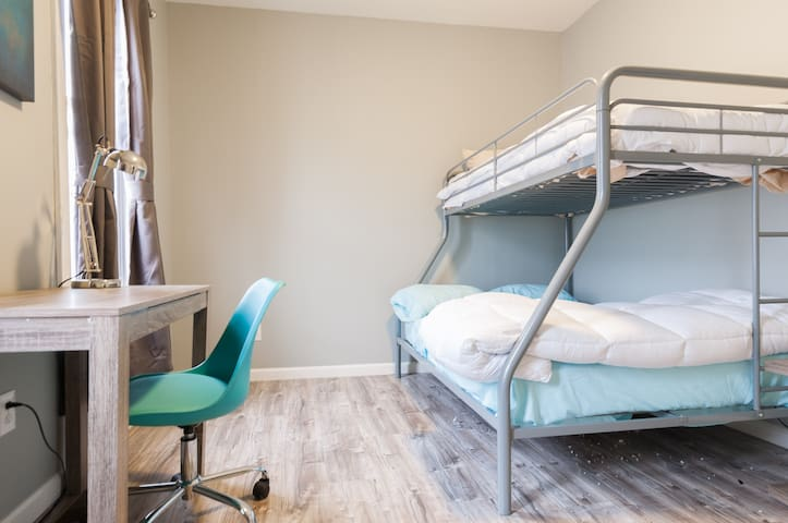 Private Comfortable Room in Jersey City
