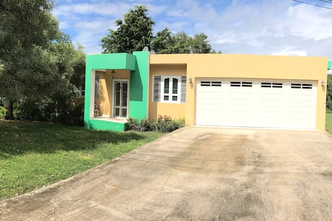 Vibrant Gated-Community House