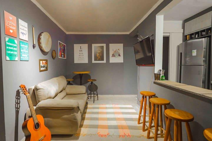 Apartamento LAGEADO