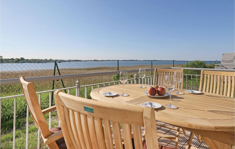 Semi-Detached with 2 bedrooms on 102m² in OstseeResort Olpenitz