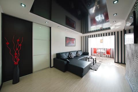 PaulMarie Apartments on Zaslonova 4