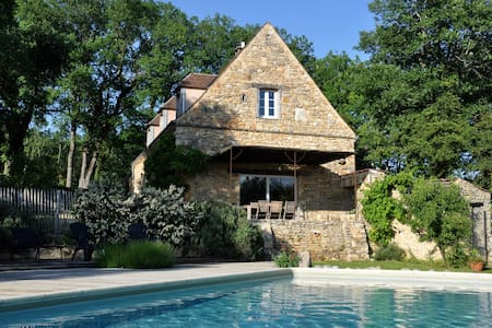 Perigord Lascaux IV house private warmed pool - Coly