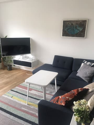 Lovely apartment in Copenhagen - close to metro.