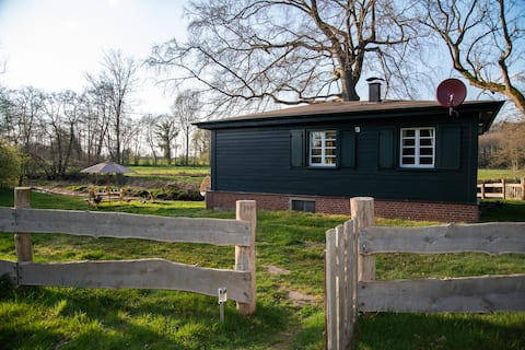 Country Chalet in the Pearl of Münsterland