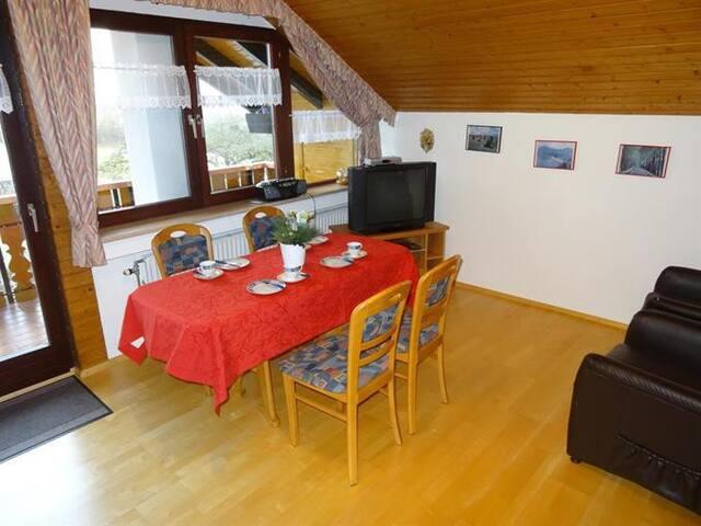 Ferienwohnung Wagner (Amtzell), Ferienwohnung