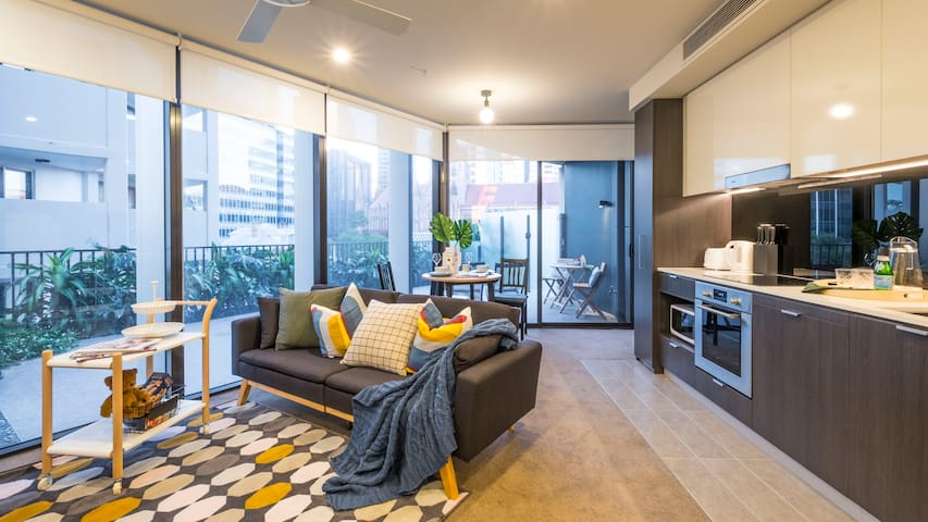Brisbane CBD Apartment, Great Place for Your Stay!