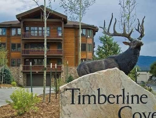 TIMBERLINE COVE #208 - Frisco - Byt