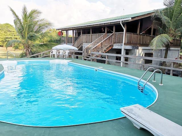 Caribbean Paradise Home in La Ceiba, Honduras