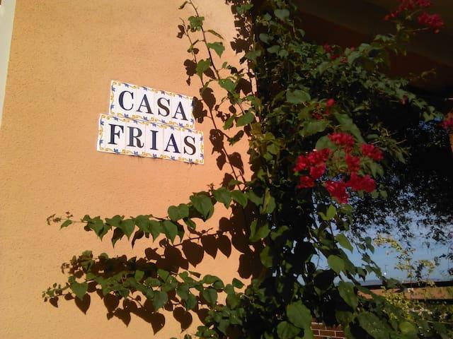 Casa Frías - Beniatjar - Haus