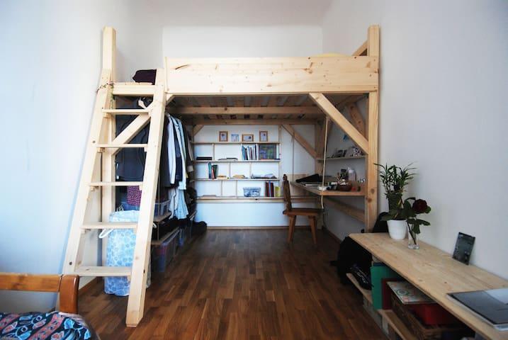 Cozy room in Vienna! - Wenen - Appartement