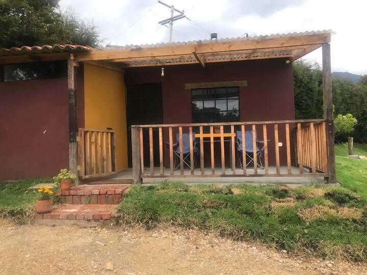 Casa campestre entre Tabio y Zipaquira