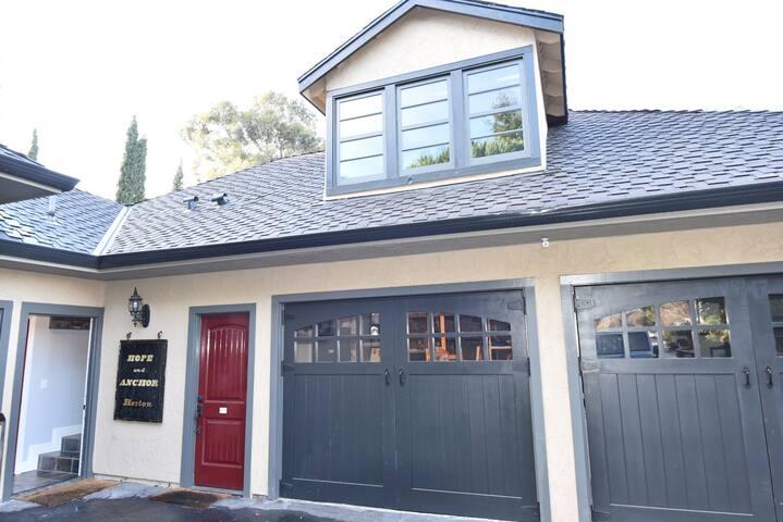 Super Bowl Upscale Studio Loft - Redwood City - Loft