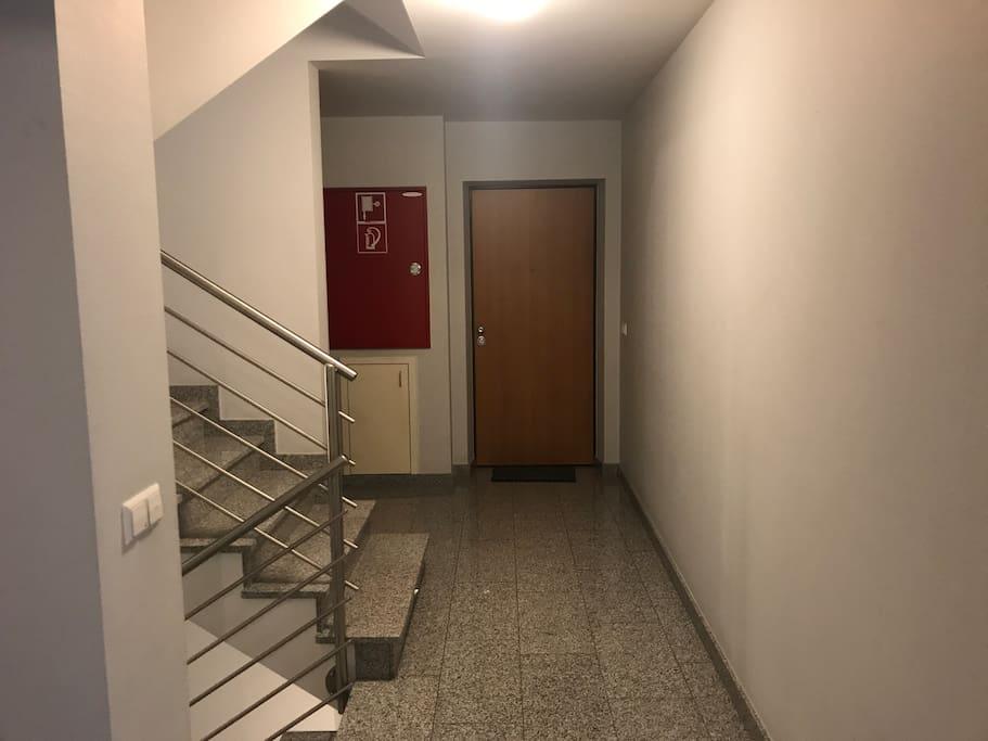 Appartement situé au 3eme étage avec ascenseur