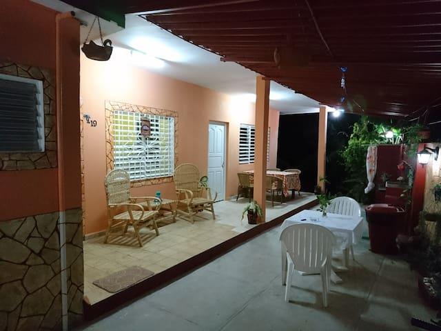 Villa Karla a 5 min del mar - Guardalavaca - Casa