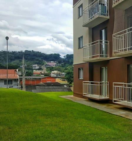 Condominio Colinas - Ap Energia Renovada - Blumenau - Apartamento