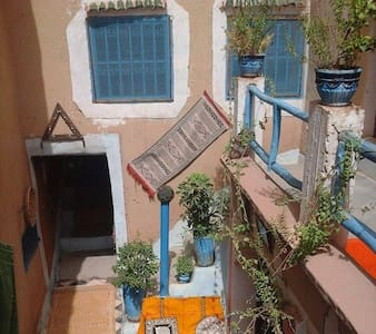 Beautiful Mountain Moroccoan Riad - Tinghir - Bed & Breakfast